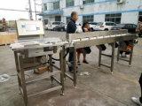 A verificação do peso do Transportador Digital Máquina de ordenação das frutas/Seafood