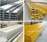 FRPのAnti-Corrosionチャネル、ガラス繊維のプロフィール