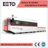 Tagliatrice ad alta velocità del laser della fibra di Eeto per metallo che elabora macchinario