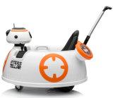 강요 바를 가진 차 장난감에 아이 전기 탐