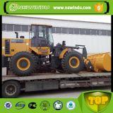 La alta calidad de 5 toneladas de cargadora de ruedas ZL50GN famoso