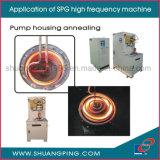recuit à haute fréquence de déclenchement de fil et d'acier de la machine Spg50K-90b de chauffage par induction 90kw