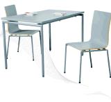 安いスタック可能鋼鉄食事の椅子