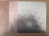 Il laminatoio ha rifinito lo strato di alluminio impresso della buccia d'arancia