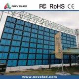 掲示板を広告するための屋外のフルカラーP10パネルのLED表示