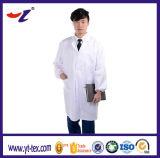 Белое пальто лаборатории для медицинского доктора Мантии форм стационара