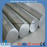 China 201 202 304 304L 316 316L 410 420 430 17-4 pH H10 Barra redonda de Aço Inoxidável/Eixo/Haste