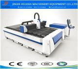 Máquina de estaca de alta velocidade do laser da fibra do carbono para o metal