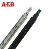 3 tiroir télescopique linéaire de glisseur de hauteur de diapositive 35mm de tiroir de rouleau de Module de cuisine de glissières de sections