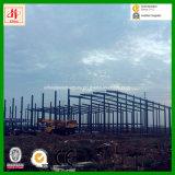 Fabricación de acero industrial del edificio del taller