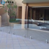 サテンの表面が付いている中国OEM 304のステンレス鋼のガラス栓