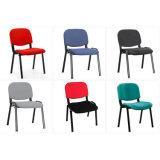Büro, das Besucher-Sitzungs-Gewebe-Stuhl ohne Armlehne stapelt