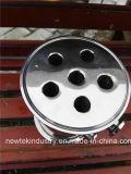 4in. Нержавеющая сталь 304 отверстий Condensor 9 рефлюкса Triclamp