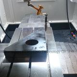 三菱-システムCNC高剛性率の訓練および機械化の旋盤(MT50B-24T)