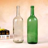 250ml/500ml/1000ml borran la botella de cristal