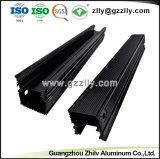 Hochleistungs--Aluminium-/Aluminiumprofil für Wand-Wäsche-Licht-Gehäuse