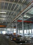 Fabricante de acero del almacén de la estructura de acero de la estructura de material para techos en Xiamen