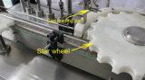 4 cabeças de corte automático garrafa de líquido Rotulando as máquinas de nivelamento