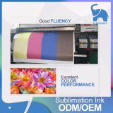 Sublimation-Umdruckpapier Manoukian Farben-Sublimation-Tinte für Dx5