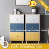 4 porta de vidro vertical gabinete do arquivo de madeira (HX-8ª9309)