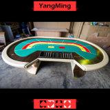 Таблица покера казина Macau нового изготовленный на заказ типа 2017 преданная с игроком 8 для игры (YM-BA10)