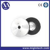 Cepillos Industriales cepillos de disco personalizado para el rebabado pulido (dB-300013)