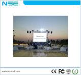 Visualizzazione di LED locativa della fase esterna di evento P5.95 di colore completo di HD