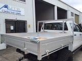 Kundenspezifische Aluminiumkarosserien-schweres Legierungs-Tellersegment 4× 4
