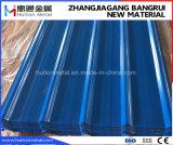 PPGIは屋根ふきのためのカラーによって塗られた鋼鉄コイルをPrepainted