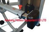 La patilla máquina cargada, ISO-Lateral de la máquina Selectorized sentado Leg Curl -DF-8020