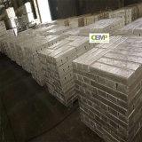 La aplicación de la industria militar de magnesio puro lingote con 99,90%, 99,95%, 99,98%, 99,99% de pureza