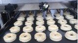 Biscoito Biscoito depositante certificando a máquina