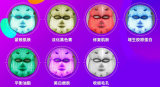 7개의 LED 1대의 얼굴 기계에 대하여 얼굴 가면 히드라 Dermabrasion Hydrafacial 7