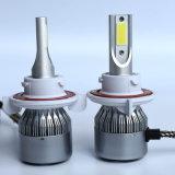 車キットC6 H13の穂軸LED車のヘッドライト
