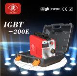 Inversor IGBT/MMA equipamentos de soldagem com marcação (IGBT-120E/140E/160E/180E/200E)