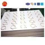 3*7 3*8 5*5 PlastikPrelam Einlegearbeit der Lay-out-NFC für RFID Chipkarte mit MIFARE Chip