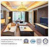 Stilvolle Hotel-Möbel mit hölzernem Schlafzimmer-Set für Verkauf (YB-S-19)