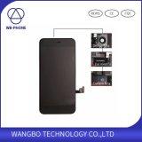 Het zwarte LCD Scherm voor iPhone 7, de VoorBecijferaar van de Aanraking met de Vervangingen van de Knoop van het Huis