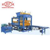 Machine de fabrication de brique concrète complètement automatique de la colle Qt5-15