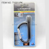Carabiner LED Taschenlampe (T1001)