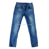 Lavado blanco MODA JEANS Denim Jeans