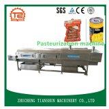 Máquina de la pasterización para el esterilizador del alimento conservado y del alimento cocido