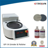 Metallographic 견본 닦는 기계 또는 은 진동하는 또는 주옥 또는 구체 적이고 스테인리스 가는 닦는 기계 가격