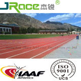 Atletische Renbaan Van uitstekende kwaliteit van het Type van China de Permeabele