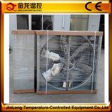Ventilateurs d'extraction de pression négative de cadre de Jinlong pour des fermes avicoles/prix bas de serre chaude/bétail/usine