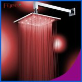 Fyeer 304 en acier inoxydable chromé LED Shower Head