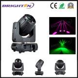 최고 더 작은 150W LED 광속 이동하는 맨 위 단계 빛
