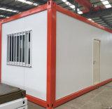 Низкая стоимость сборных контейнер с одной дверью два окна