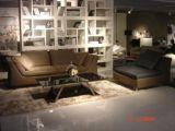 Tejido italiano contemporáneo sofá (S-651)