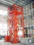 Plataforma de elevación de carga fija